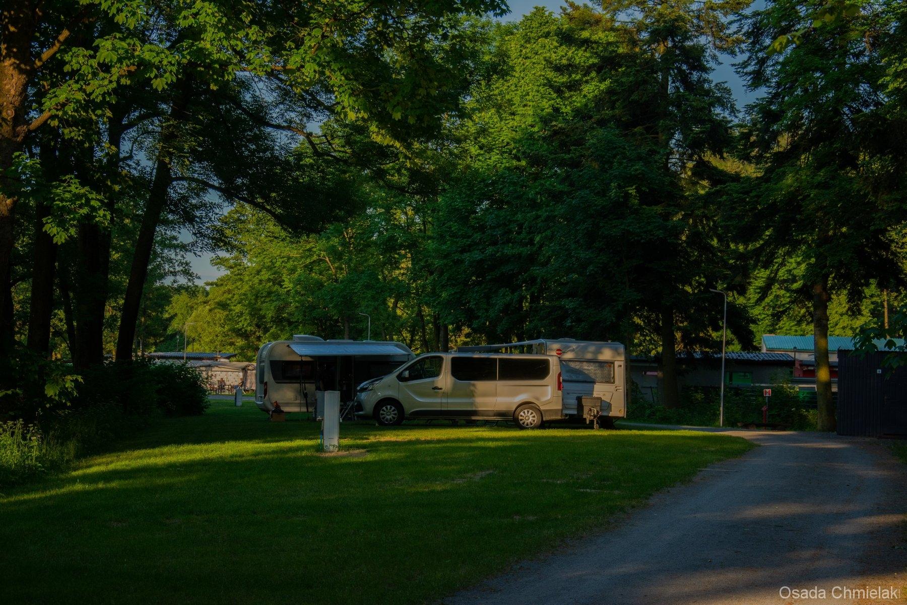 Pole dla kamperów - galeria